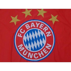 FC Bayern Munchen Flag Logo...