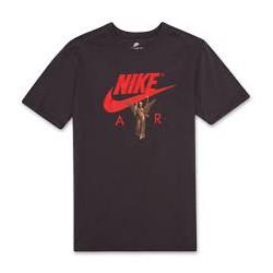 Nike Air Print T-Shirt In...