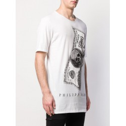 PHILIPP PLEIN Dollar bill...