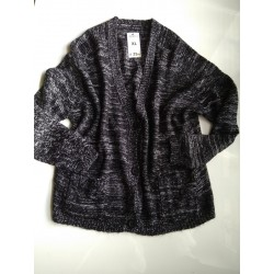 Men's cardigan sweater...