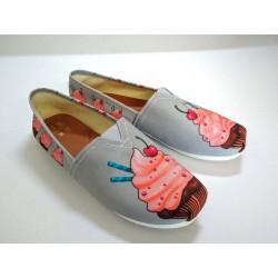 Cassual shoes - Cupcake