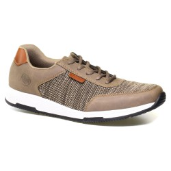 Rieker men sneaker brown...